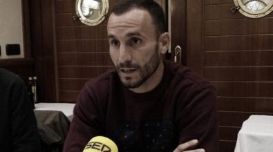 """Servando Sánchez: """"Es un honor poder ayudar al equipo""""."""