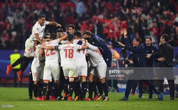 Sevilla 3-3 Liverpool: Reds concede last minute goal as Sevilla fight back from 3-0 down at half-time to take a point from a dramatic Champions League clash.