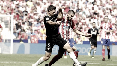 El Sevilla no logra puntuar en su visita al Metropolitano