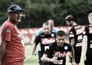 Napoli, test match a Trento: Reina in dubbio