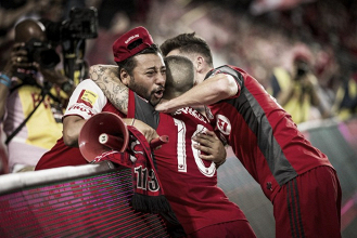 Toronto FC find a way past the New England Revolution