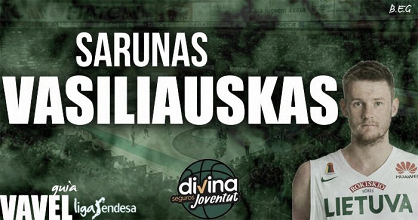 Divina Seguros Joventut 2016/17: Sarunas Vasiliauskas, un base al puro estilo lituano