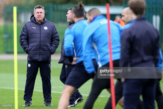 Craig Shakespeare bemoans Foxes' injurywoes ahead of Spurs clash