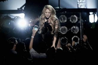 Shakira y su nuevo 'tour' se acercan