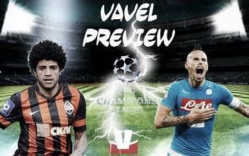 Champions League - Napoli all'esame di ucraino, con lo Shakhtar per una fetta di qualificazione