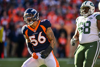 Shane Ray to miss three months