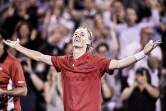 Denis Shapovalov: I couldn't believe it actually happened
