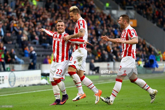 Stoke City prepared to listen to offers for Xherdan Shaqiri