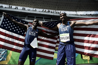Rio 2016: Christian Taylor edges out Will Claye for Triple Jump title
