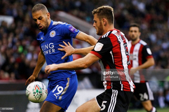 Leicester City to face Sheffield United in FA Cup Fifth Round