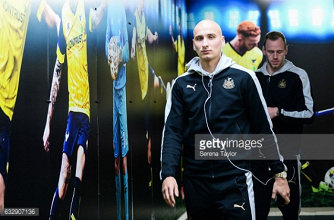 Jonjo Shelvey on the FA Cup, promotion and man-marking