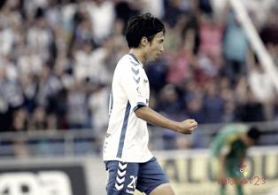 Gaku Shibasaki firma por el Getafe