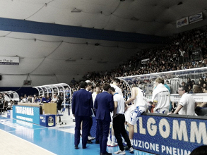 Legabasket Serie A - La prima gioia di Capo d'Orlando: espugnata Reggio Emilia (69-75)