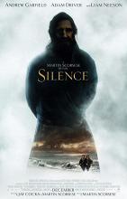 Silencio de Scorsese ya tiene poster oficial