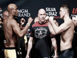 Resultado UFC 183: Anderson Silva - Nick Diaz