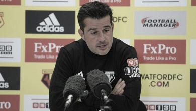 """Silva, sobre el gran momento de Watford: """"Necesitamos tener los pies sobre la tierra"""""""