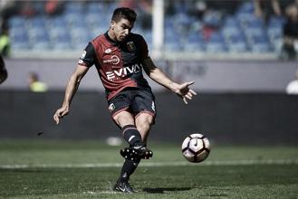 Genoa, Simeone torna ad allenarsi in gruppo. Contro il Palermo pronto dal primo minuto