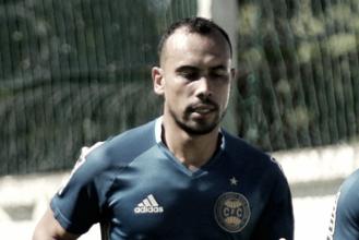 Perto de estrear pelo Coritiba, Simião fala das expectativas para temporada