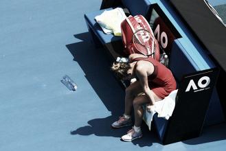 Simona Halep sufre, y mucho, para vencer a Lauren Davis