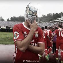 Raúl Jiménez: o matador 'Sin Cara' em quem o Benfica confia