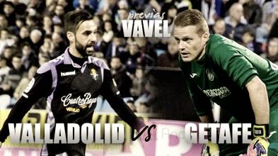 Previa Valladolid - Getafe CF: El playoff en juego