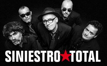 """Siniestro Total lo dará todo en su gira """"El Mundo da Vueltas"""""""
