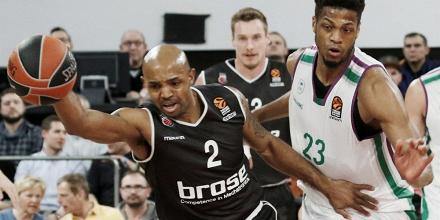 Unicaja pierde en Bamberg y se despide de los playoffs