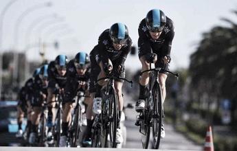 Tour de Francia 2017: Team Sky, a por todas con Froome