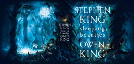 Divulgada capa de Sleeping Beauties, novo livro de Owen e Stephen King