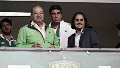 Grupo Pachuca dice adiós a Carlos Slim