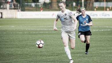 Sam Mewis earns NWSL Player of the Week honors for Week 16