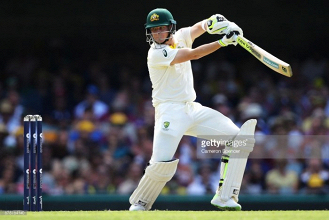 The Ashes - First Test, Day Three: Smith century hands Aussies edge