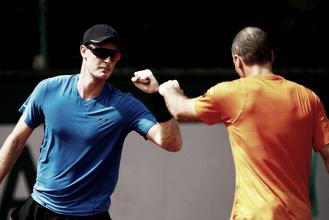 Murray y Soares rompen su maleficio ante Kubot y Melo