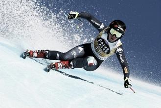 Sci alpino, combinata Crans Montana: Sofia Goggia chiude al comando la prova di Super G, ottava Federica Brignone