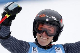 Sci Alpino, Sestriere - Gigante femminile, 1° manche: Shiffrin davanti, ma la Gut è a un passo. Splende la Goggia