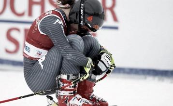 Sci Alpino - Mondiali St Moritz, Combinata: doppietta Svizzera, out Goggia