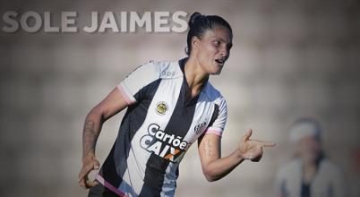 Soberania de Sole Jaimes na artilharia e a influência na conquista do Brasileiro Feminino