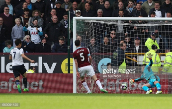 Burnley 0-2 Tottenham Hotspur: Rare home loss for Clarets as Son shines on Spurs again