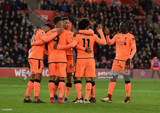 Liverpool player ratings as Salah and Firmino are on target to lift the Reds to third