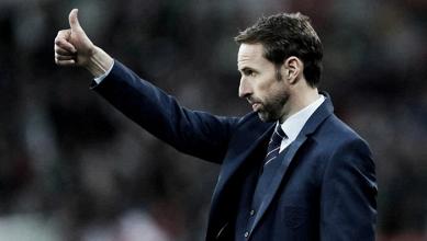 """Gareth Southgate: """"Vienen nuevos jugadores y es una gran oportunidad para nosotros de observarlos"""""""