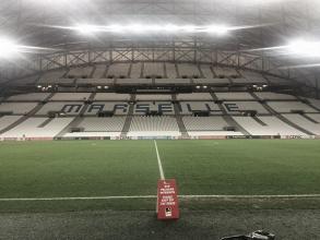 Olympique de Marseille- Saint Étienne en vivo y directo