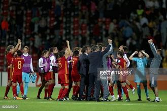 EURO 2017: Scotland 1-0 Spain - Spain book their quaterfinal place despite losing