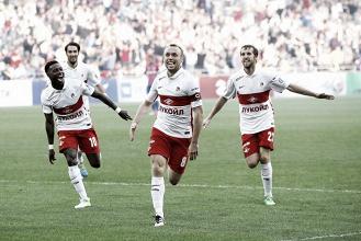 El Spartak de Moscú, muy cerca del título
