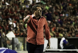 Luxemburgo valoriza postura do Sport em empate contra o Atlético-MG