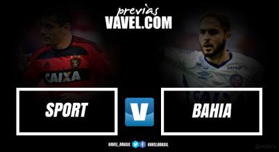 Reeditando final de 2001, Sport e Bahia iniciam disputa pelo título da Copa do Nordeste