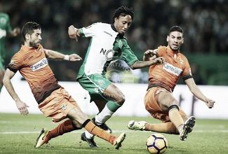 Previa Setúbal - Sporting: los Leones, a por la semifinal de la Taça da Liga
