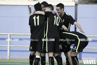 Previa UE Olot - Sporting de Gijón B: una remontada que vale un ascenso