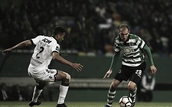 Sporting y Guimarães dividieron puntos en el Alvalade