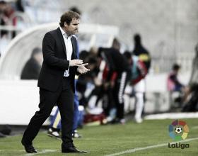 """Jagoba Arrasate: """"Llevamos cuatro puntos pero quedan cuarenta jornadas"""""""