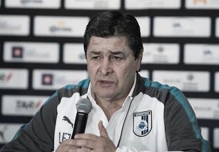 """Luis Fernando Tena: """"Nos duele el resultado"""""""